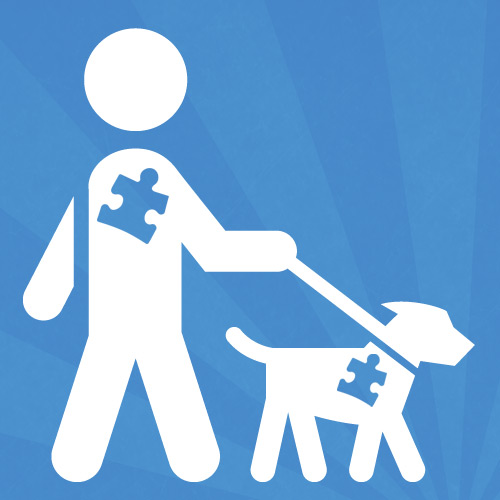 Bark Now for Autism Logo