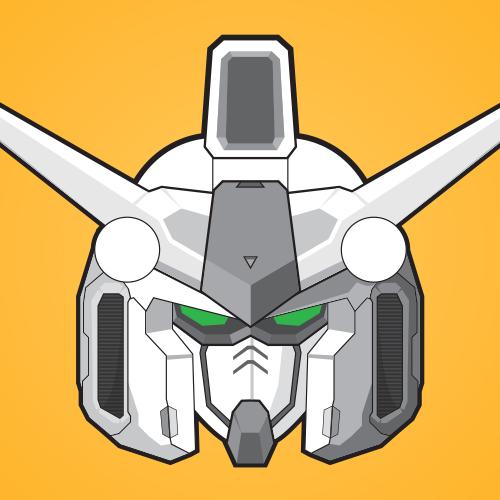 Gundam GP03 Vector Trace