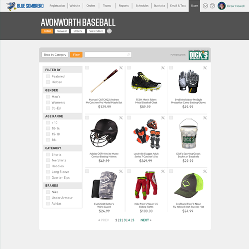 TSHQ ECommerce Solution